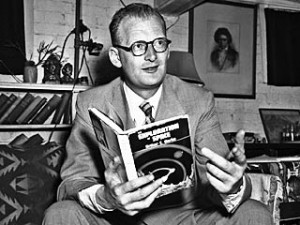 Why I wrote the Lotus Caves-Arthur Clarke