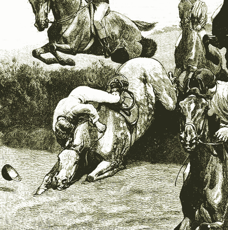 hunt fall bucephalus