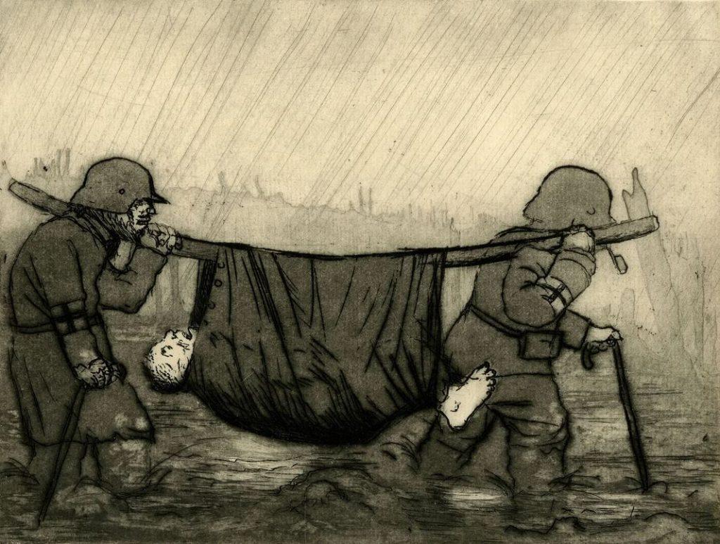 German WWI Hun Enemy