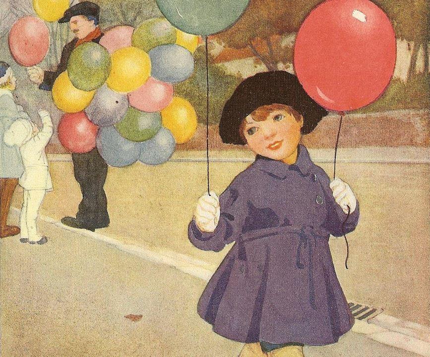disillusionment wedding balloons