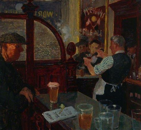 pub chance encounter