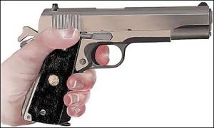 I've got a gun