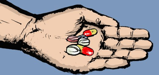 doctor prescribing heroin