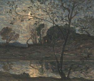 moonlit Gerard Manley Hopkins