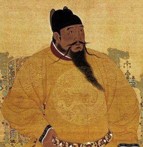 chinese mandarin séance ming sung dynasty