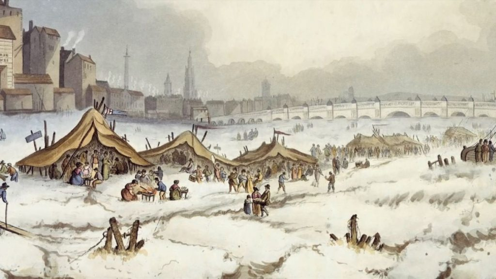 london, ice-age, house-price, collapse