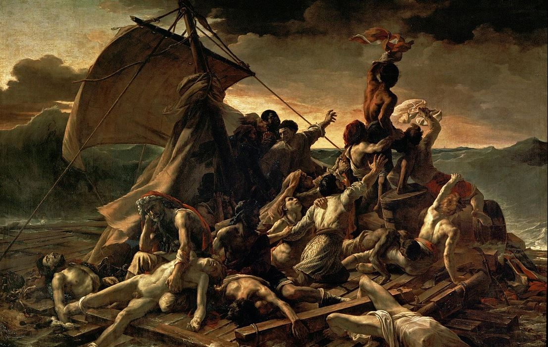 raft hope desertion abandonment