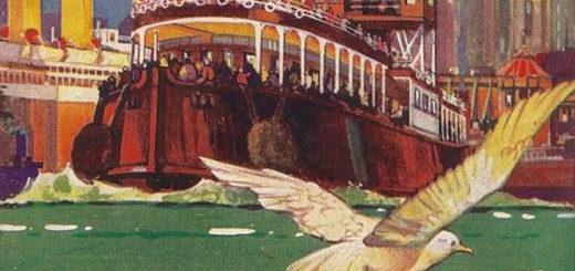 liverpool new brighton ferry pier-head