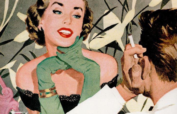 flirtation underling's wife